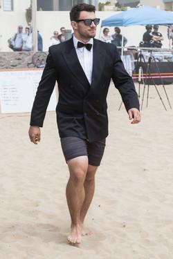Classy Beach Master of Ceremonies