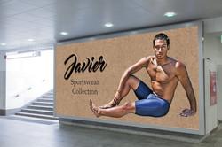 Javier Sportswear Billboard 1