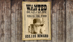 WANTED Billy the Kids 01