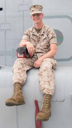 Marine Flight Crew Member
