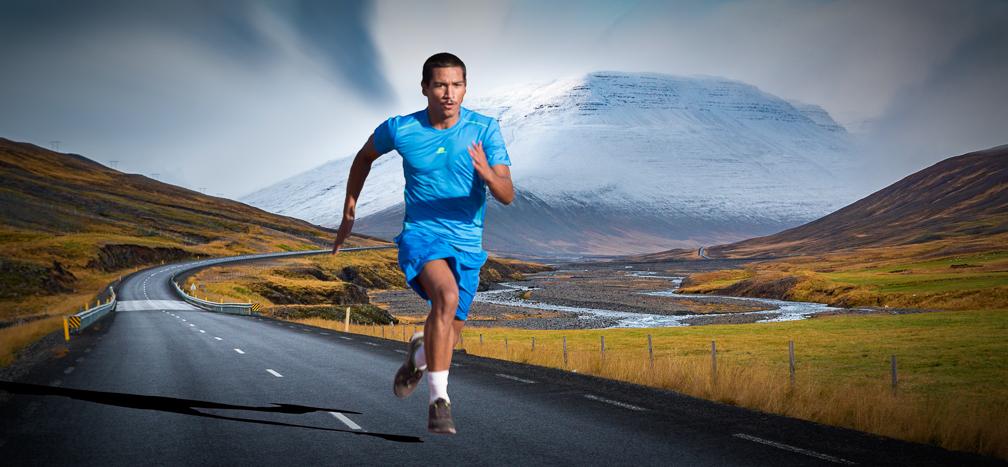 Javier Runs Again