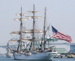 US Coast Guard Academy Eagle