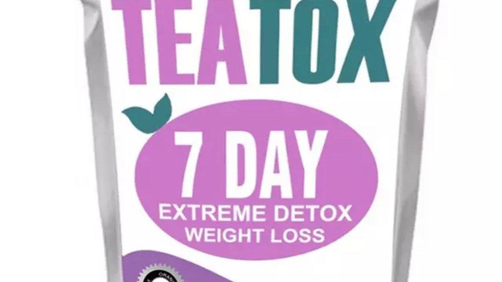 7 Day Teatox