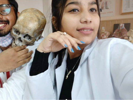 DREAM OF BECOMING A DOCTOR FROM ABROAD