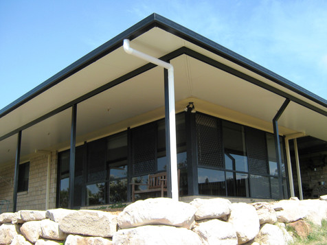 15036 Insulated verandah