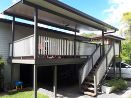 Norman Park deck and Insulated roof-2