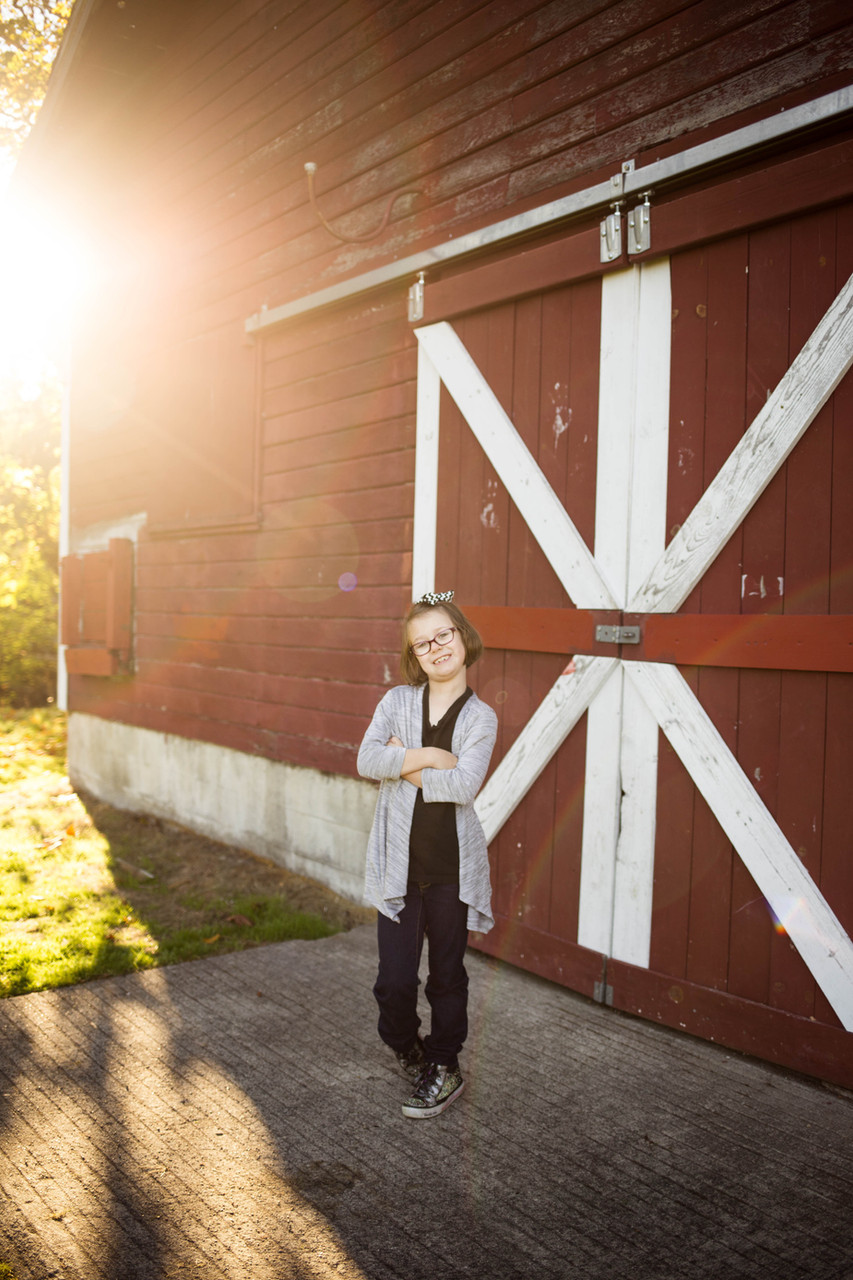 Family photos at Steilacoom Fort Park by A Bit O' Whimsy