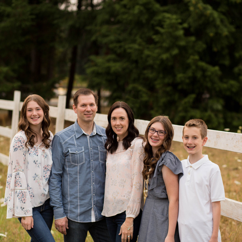 Family Photography in Thurston County