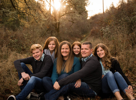 The Strate Family