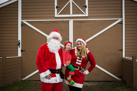 Christmas mini photo sessions in Yelm, WA