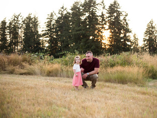 Daddy Daughter Photo