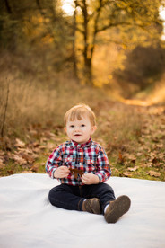 fall baby boy pictures