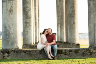 Engagement photography by A Bit O' Whimsy