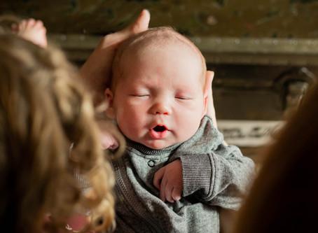 Baby Gideon