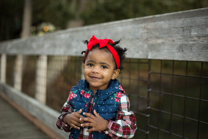 toddler girl pictures in bridge