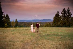 Mt. Rainier Family Photos