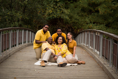 Tumwater falls family photos