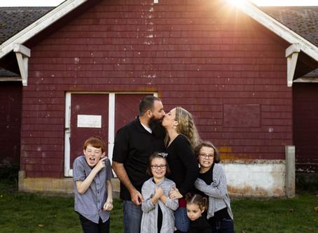 The Strasser Family