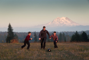 Family Photography by A Bit O' Whimsy in Yelm, WA