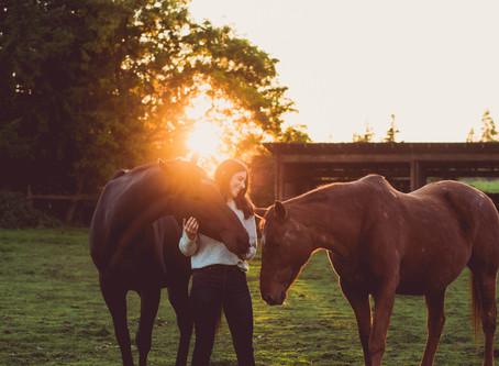 Elizabeth's Equine Photography Session