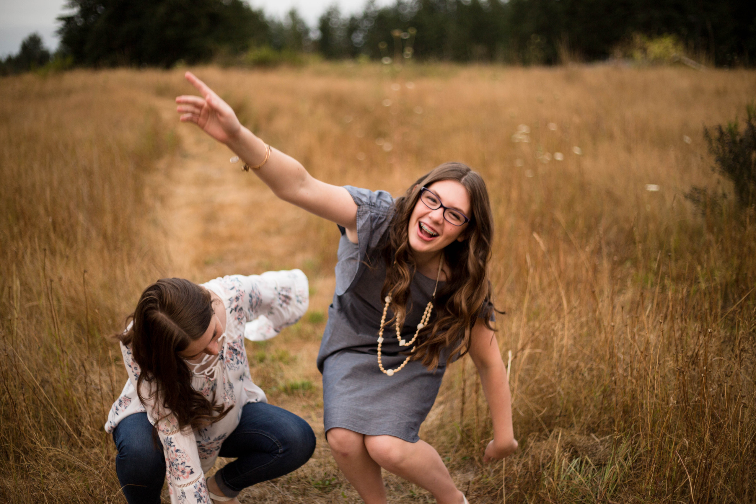 Family photographer in Yelm, Wa. A Bit O' Whimsy Photography