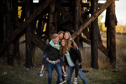 Older sibling photos by A Bit O' Whimsy Photography
