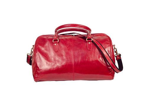 Bristol (ELP8901) Genuine Leather Weekend Bag