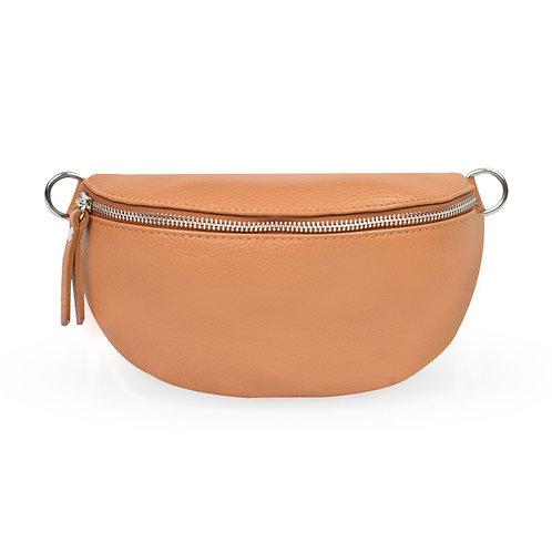 Penny Bag In Leather - Tan (ELP1007TA)