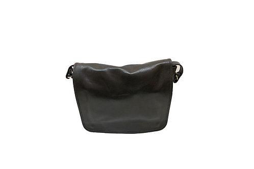 Gavin (ELP8919BL)Leather Messenger Bag