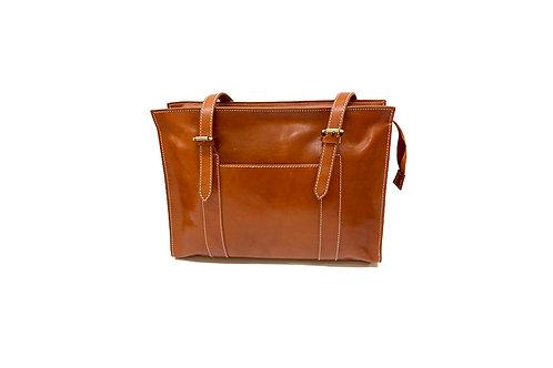 Rohina(ELP9108TAN) Leather Handbag