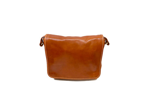 Gavin (ELP8919T)Leather Messenger Bag
