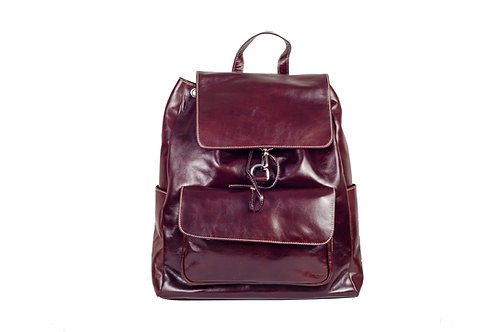 Proton (ELP7037) Genuine Leather Backpack