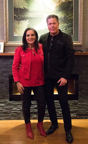 Apostle Bishop Brian Tamaki and Pastor Hannah Tamaki