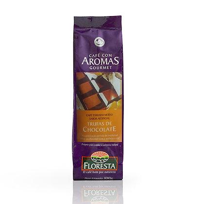 Café Floresta Aromatizado de Chocolate