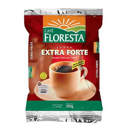 Café em pó Floresta Extraforte 500gr