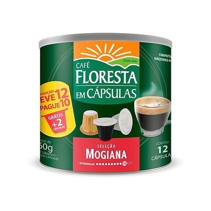 Café em cápsula Floresta Mogiana