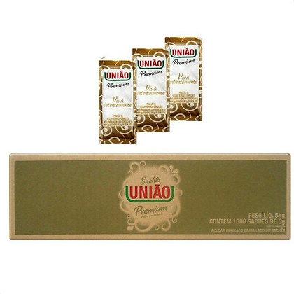 Açúcar União – Caixa com 1.000 Unidades
