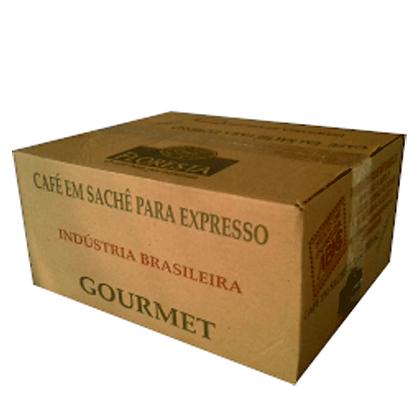 Caixa com 150 sachês de café Floresta