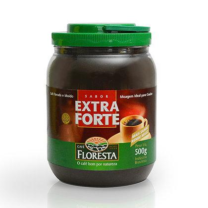 Café em pó Floresta com pote reutilizável 500gr