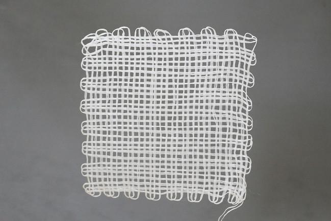 Dental Floss Weaving (Reach Mint Waxed) 2020