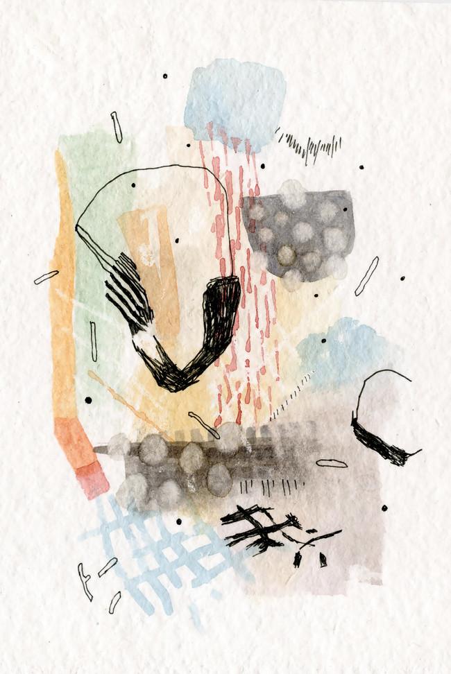 Insomnia Drawing 396