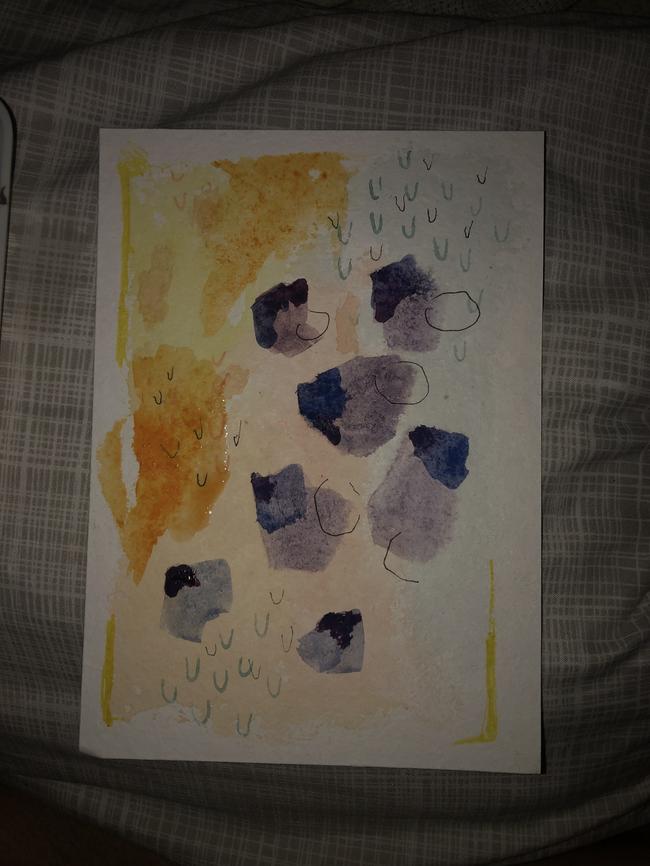 Insomnia Drawing 467