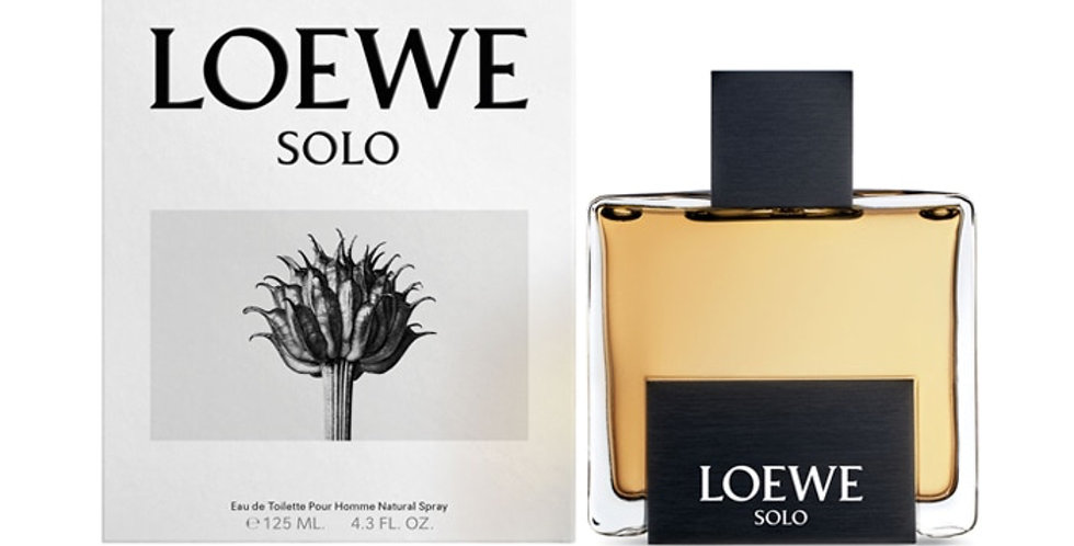 Loewe Solo Pour Homme EDT Spray