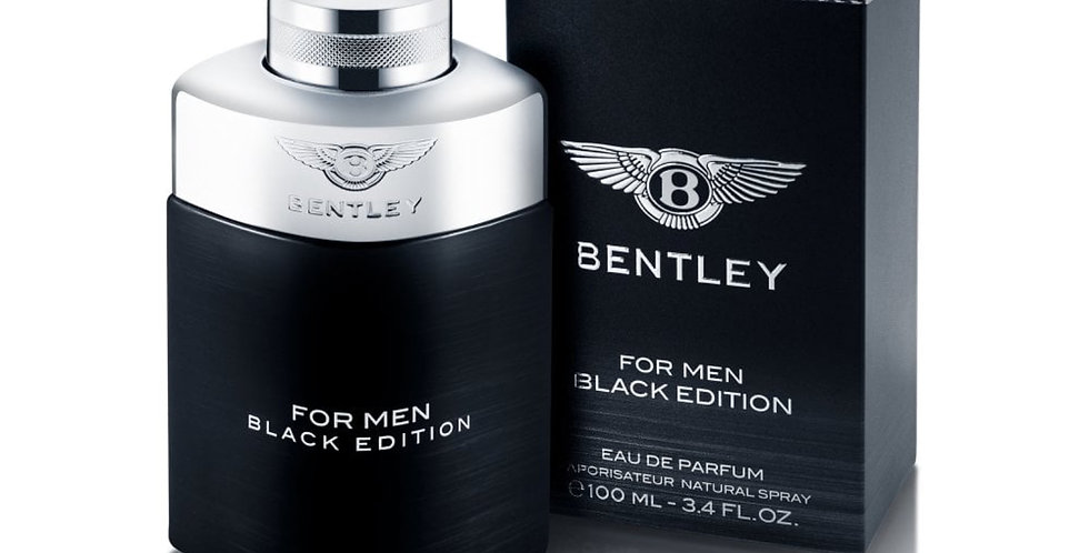 Bentley for Men Black Edition EDP Spray