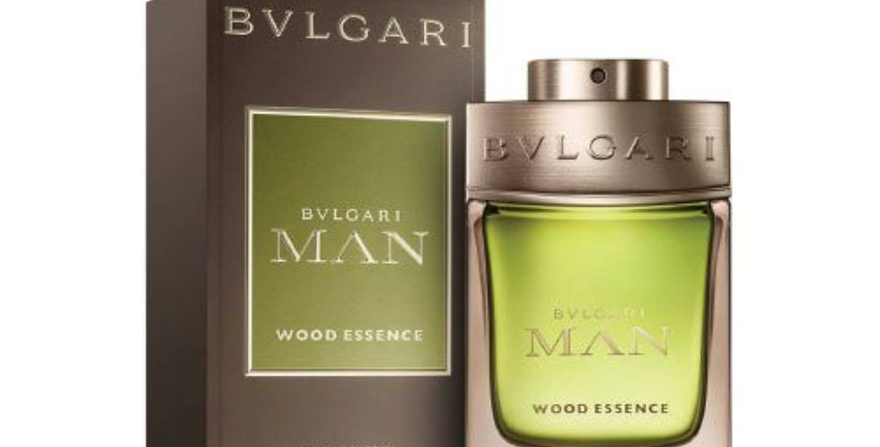 Bulgari Man Wood Essence EDP Spray