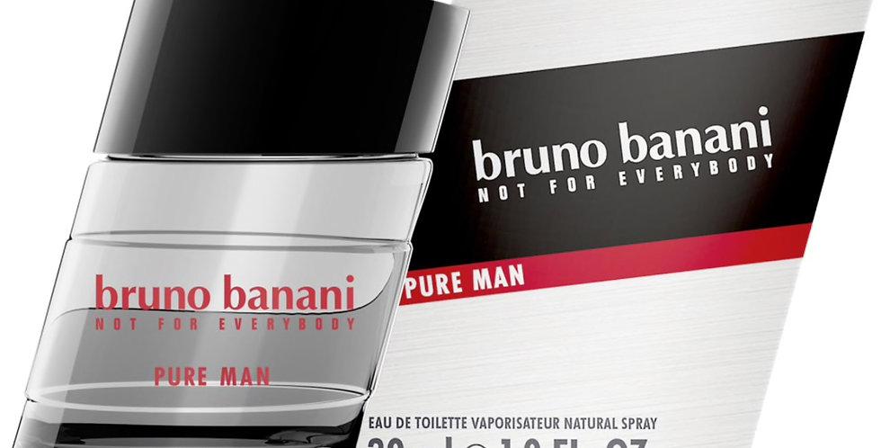 Bruno Banani Pure Man EDT Spray