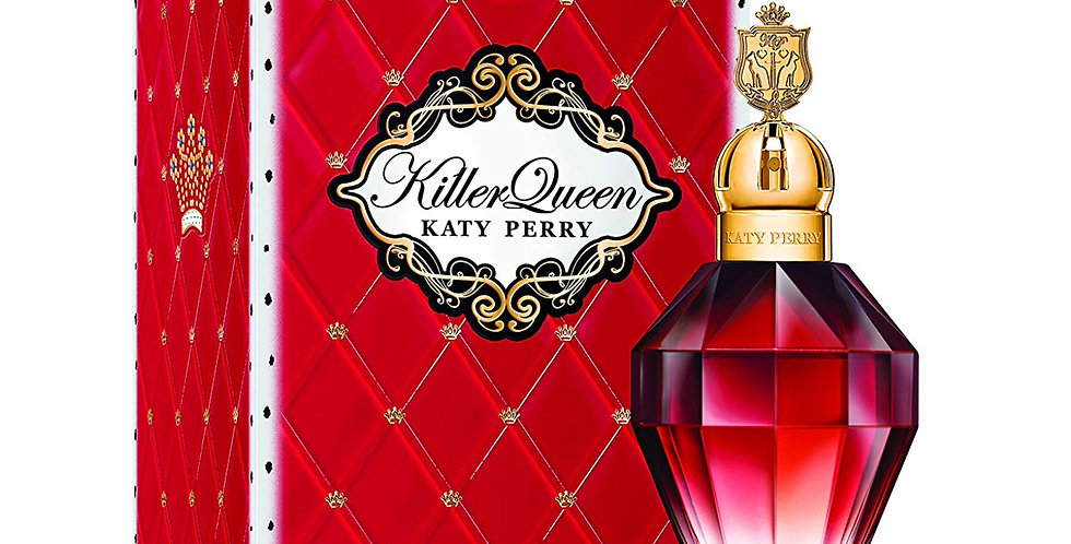 Katy Perry Killer Queen EDP Spray