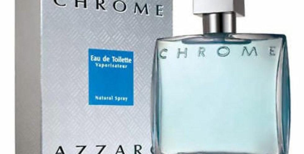 Azzaro Chrome Men EDT Spray
