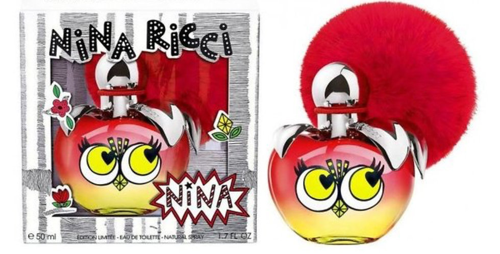 Nina Ricci Les Monstres de Nina Ricci Nina EDT spray