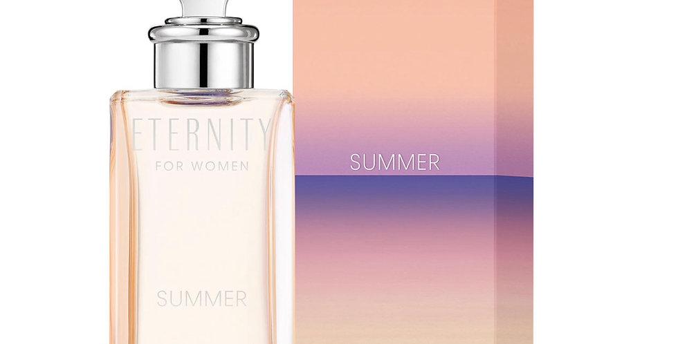 Calvin Klein Eternity Summer EDP Spray (2019 Edition)